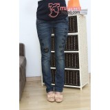 Maternity Jeans - Kisses Long Jeans