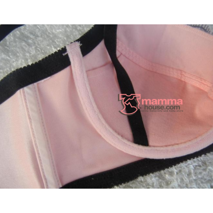 T Nursing Bra - Lace Pink Japan (38/85B,C,D)