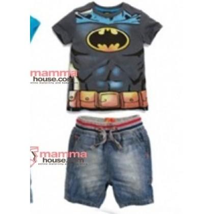 Baby Clothes - 2 pcs Batman