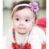 Baby Headband - Little Flower (3 colors)
