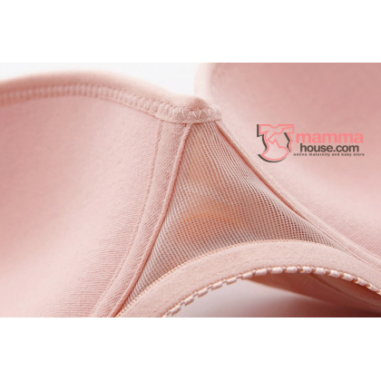 T Nursing Bra - Seamless Smooth Skin -