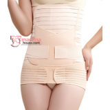 Slimming - 3pcs set Stomach & Tummy Strengthen Girdles