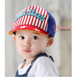 Baby Cap - Baseball Blue