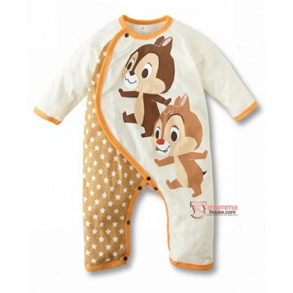 Baby Clothes - Romper Disney Long 4 Cartoon