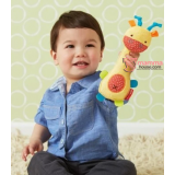 Baby Rattle - Skip Stick Giraffe