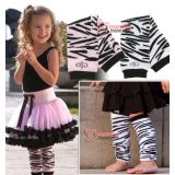 Baby Legging - Zebra (2 colors)