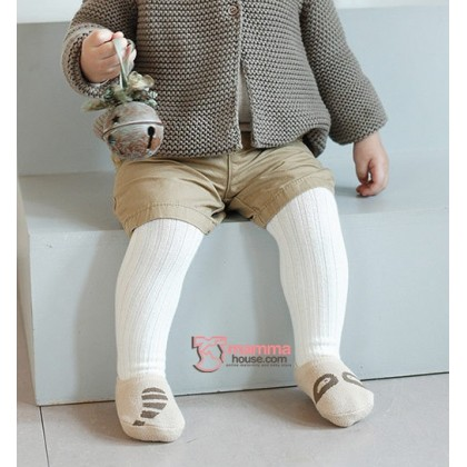 Baby Socks - Korean Boat Bear