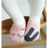 Baby Socks - Korean Boat Rabbit