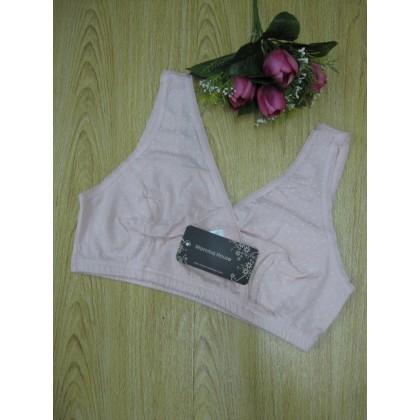 X Nursing Bra - JP Sweet Pink (S,M-LL)