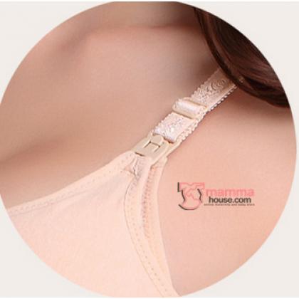X Nursing Bra - Cross Back Skin