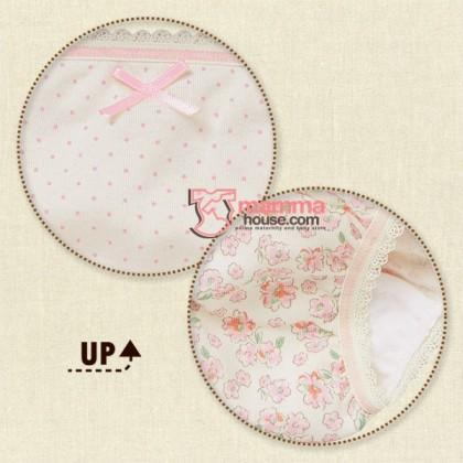Maternity Panties - JP Panties Sweet Pink