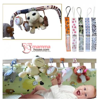 Baby Toys Strap