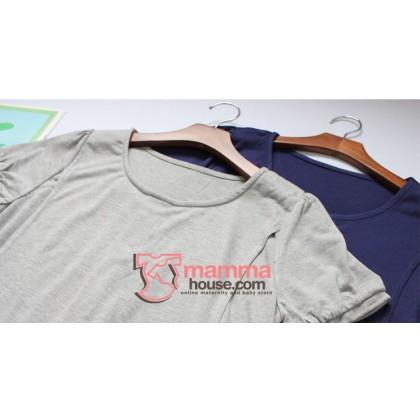 Nursing Tops - JP Dream Grey