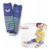 Baby Legging - Cutie Blue Bear