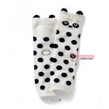 Baby Legging - Cutie White Polka Panda