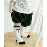 Baby Socks - Korean Bowtie Long