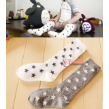 Baby Socks - Korean Star Long (2 colors)