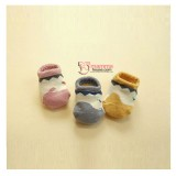 Baby Socks - Korean Boat 3 colors