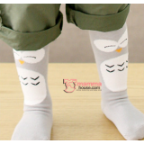 Baby Socks - Korean Long Owl