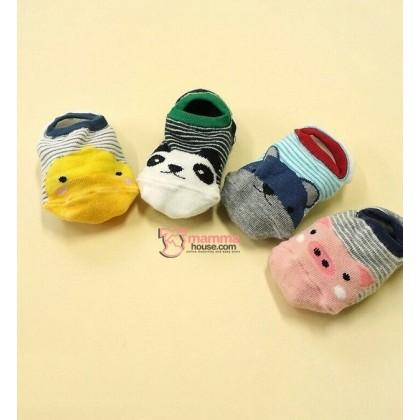 Baby Socks - Korean 4 Animals