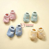 Baby Socks - Korean Boat Star (4 colors)