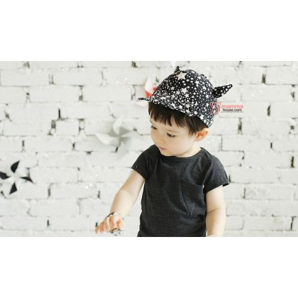 Baby Cap - Cute Star Cap (2 colors)