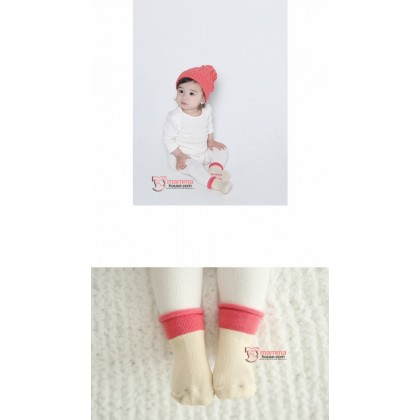 Baby Socks - Korean Terry Mixed (3 colors)