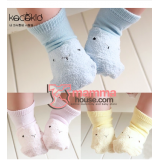 Baby Socks - Korean Velvet (4 colors)