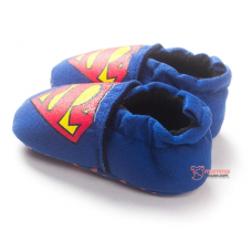 Baby Shoes -  Superman Blue