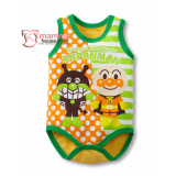 Baby Clothes - Romper Singlet Anpanman Green
