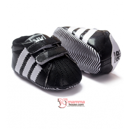 Baby Shoes - Adidas Black