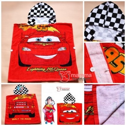 Baby Towel - Cars