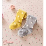 Baby Hose - Korean Knitted Star (2 colors)