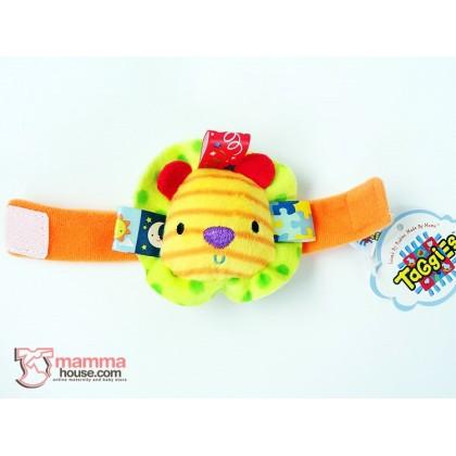 Baby Rattle - 3 Animals