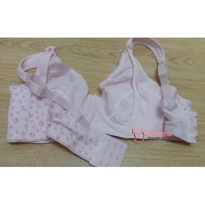 T Nursing Bra - Print Pink (36 or 38 only)