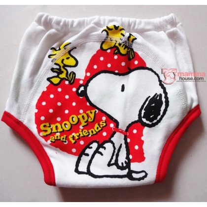 Japanese Training Pants - Snoopy (size 90 only)