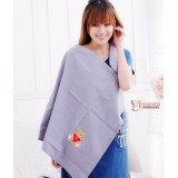 Nursing Cover Sheet - Bear Grey