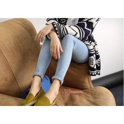Maternity Jeans - Mill Light Blue