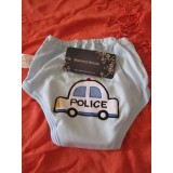 Japanese Training Pants - Police Car