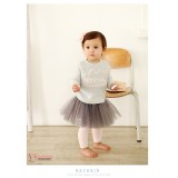 Baby Hose - Pure Knitted Pink