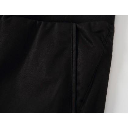 Maternity Pants - Working V Black