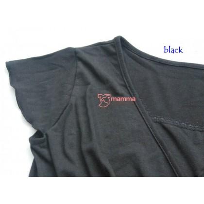Nursing Tops - Honey Sweet Grey or Black