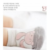 Baby Socks - Korean Soft Rabbit