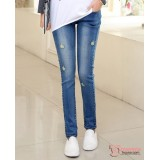 Maternity Jeans - Maple Blue Jeans