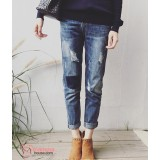 Maternity Jeans - Korean Yan Jeans