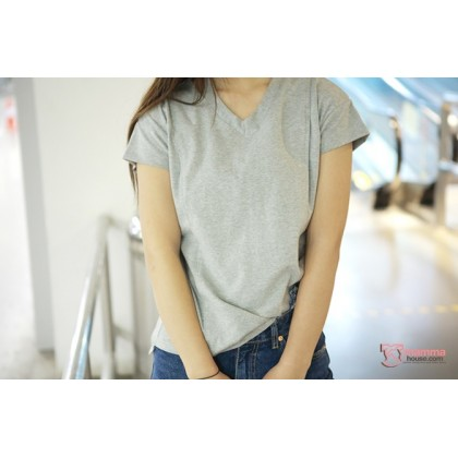 Nursing Tops - 2 v Grey