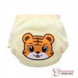 Baby Japanese Training Pants - Cotton Tigger
