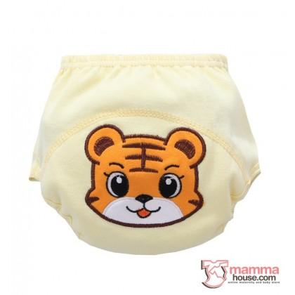 Baby Japanese Training Pants - Cotton Tigger