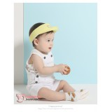 Baby Cap - Crown Cap Yellow