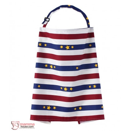 Nursing Cover Sheet - Star Stripe
